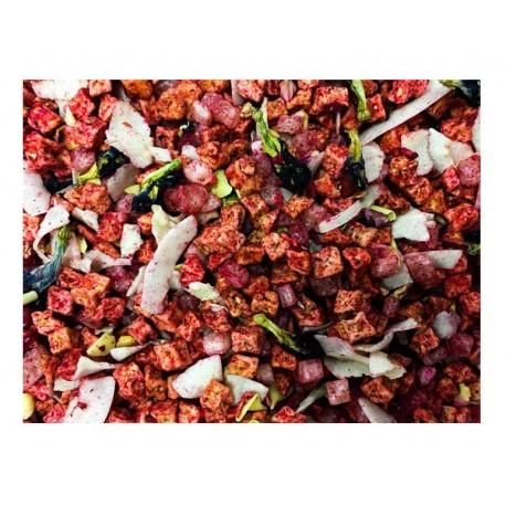 """""""Rožinis Vienaragis"""" vaisinė arbata (100g)"""