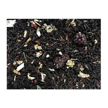 """Miško Uoga"" juodoji arbata (100g)"