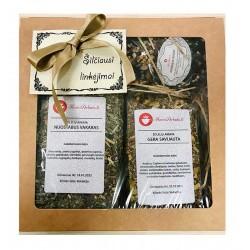 Dovana - Dviejų arbatų rinkinys 7.5€